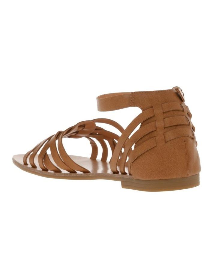 San Marco Tan Smooth Sandal image 2