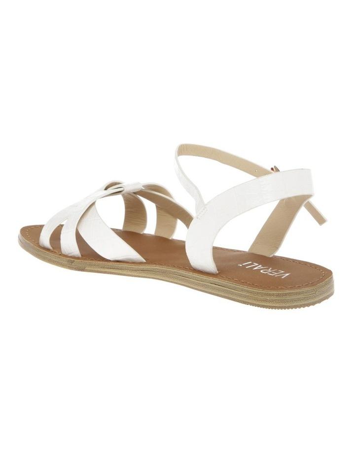 Toula White Sandal image 2