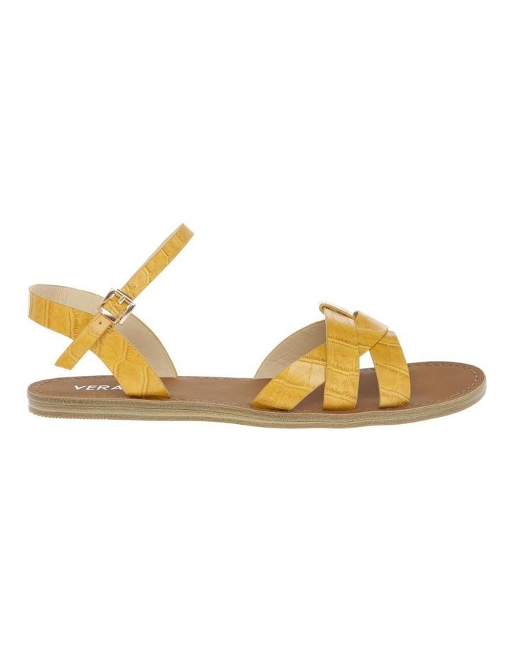 Toula Yellow Sandal image 1