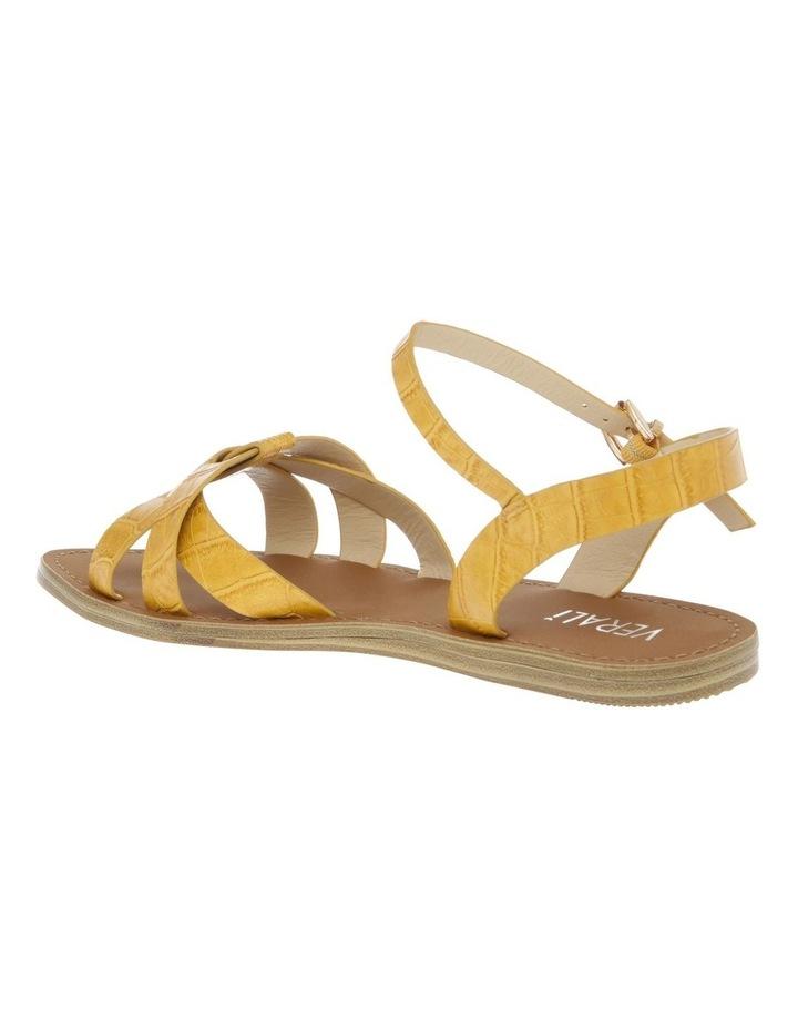 Toula Yellow Sandal image 2