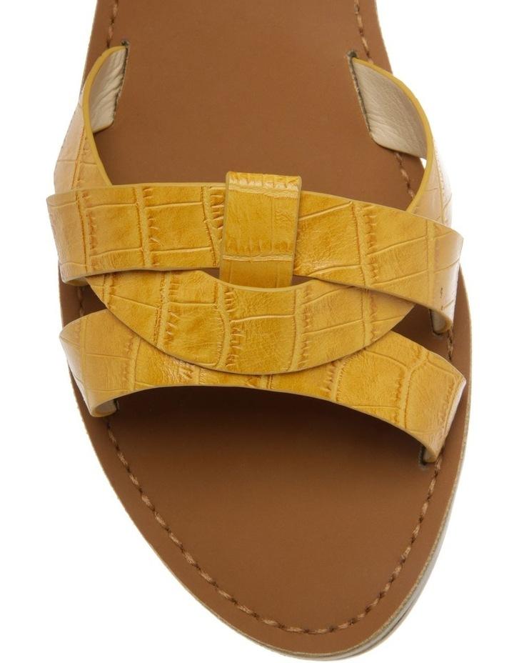 Toula Yellow Sandal image 3