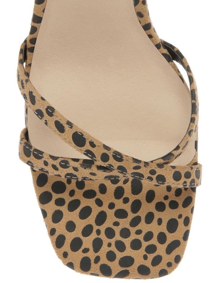 Geri Cheetah Sandal image 3