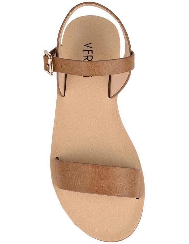 Sass Tan Sandal image 5