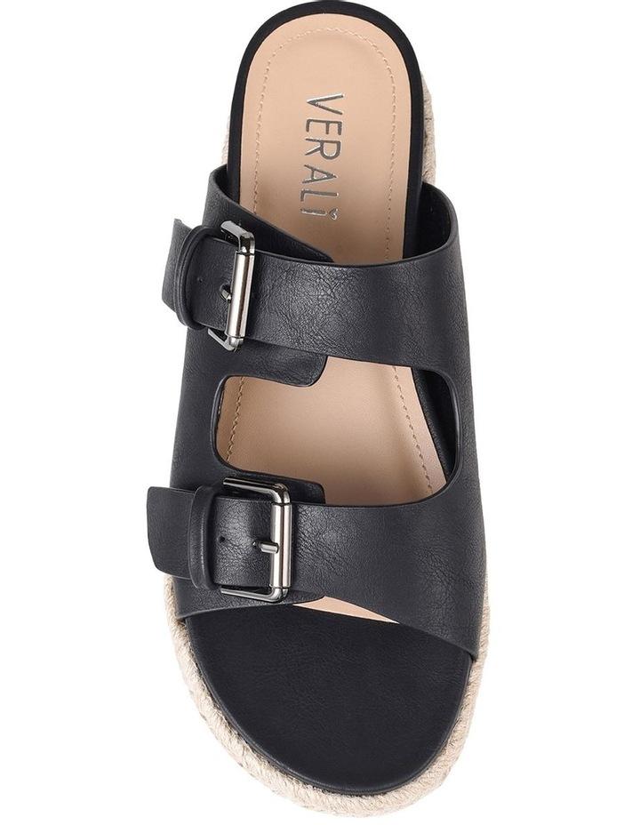 Denmark Black Sandal image 5