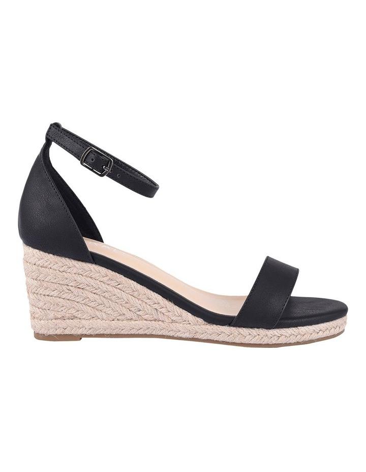 Bobbie Black Sandal image 1
