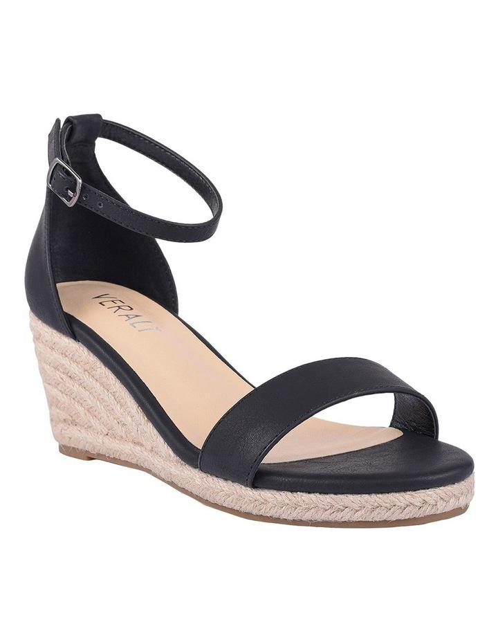 Bobbie Black Sandal image 2