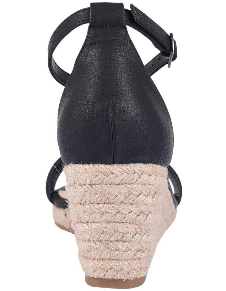 Bobbie Black Sandal image 3