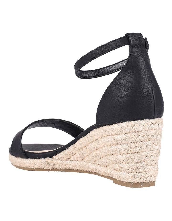 Bobbie Black Sandal image 4