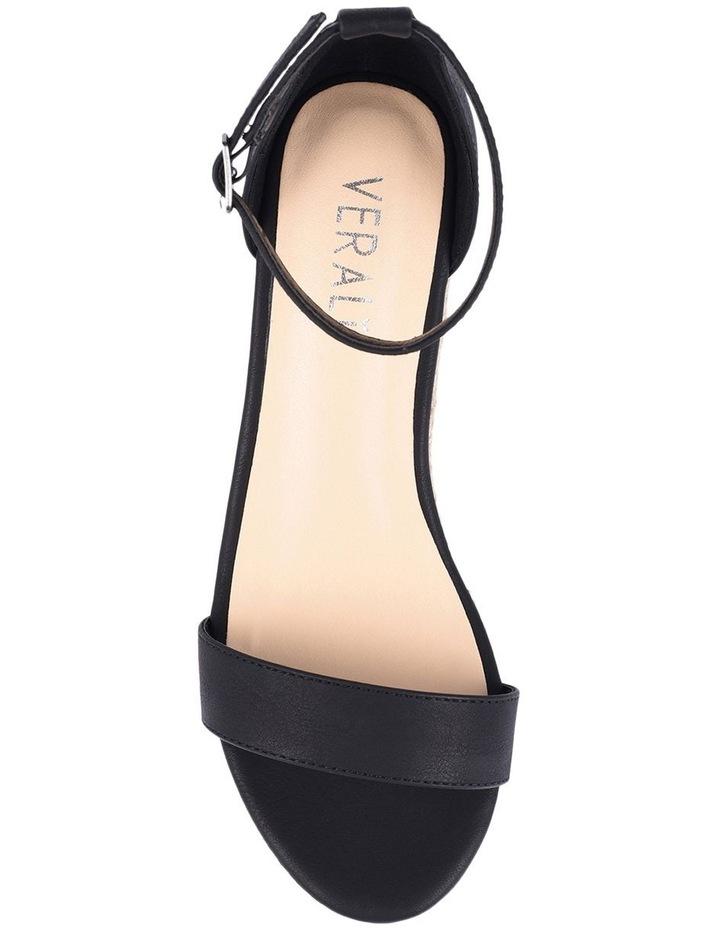 Bobbie Black Sandal image 5