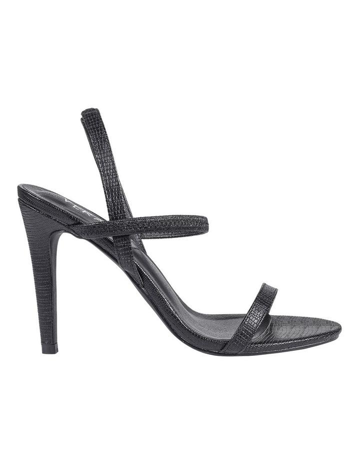 Obsess Black Sandal image 1