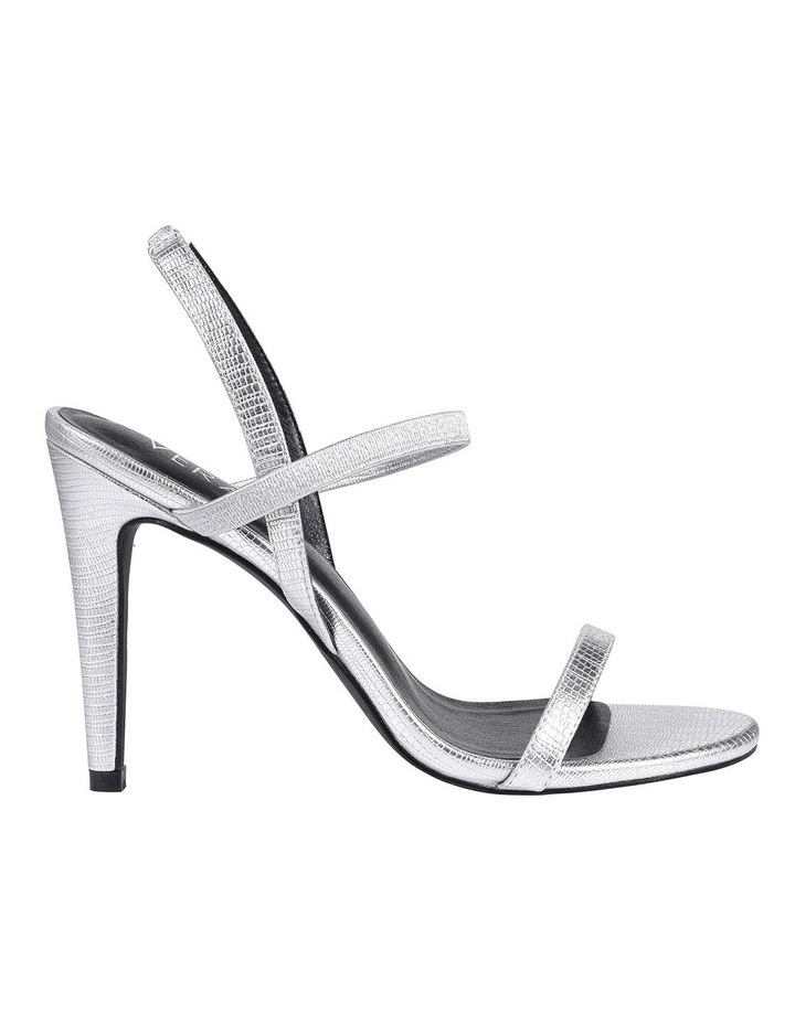 Obsess Silver Sandal image 1