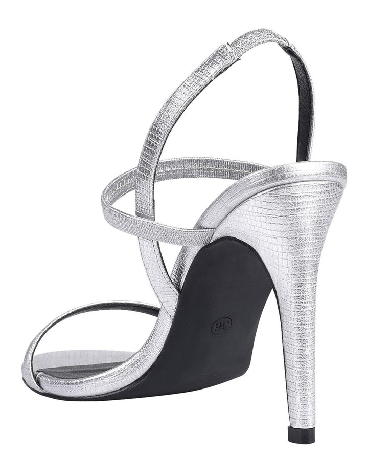 Obsess Silver Sandal image 3