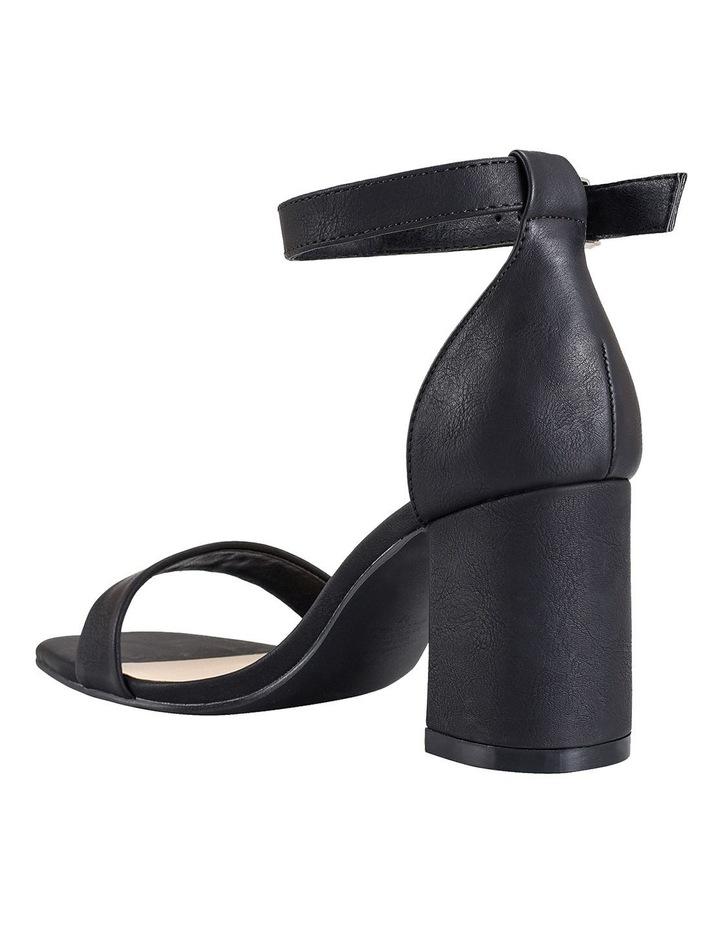 Keeley Black Sandal image 3