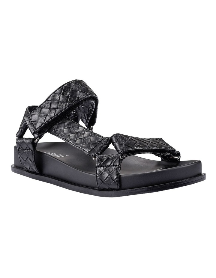 Papaya Black Sandal image 2