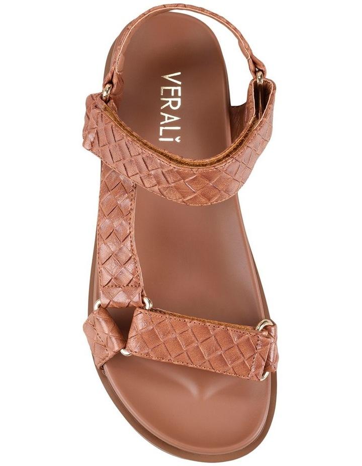 Papaya Tan Sandal image 5