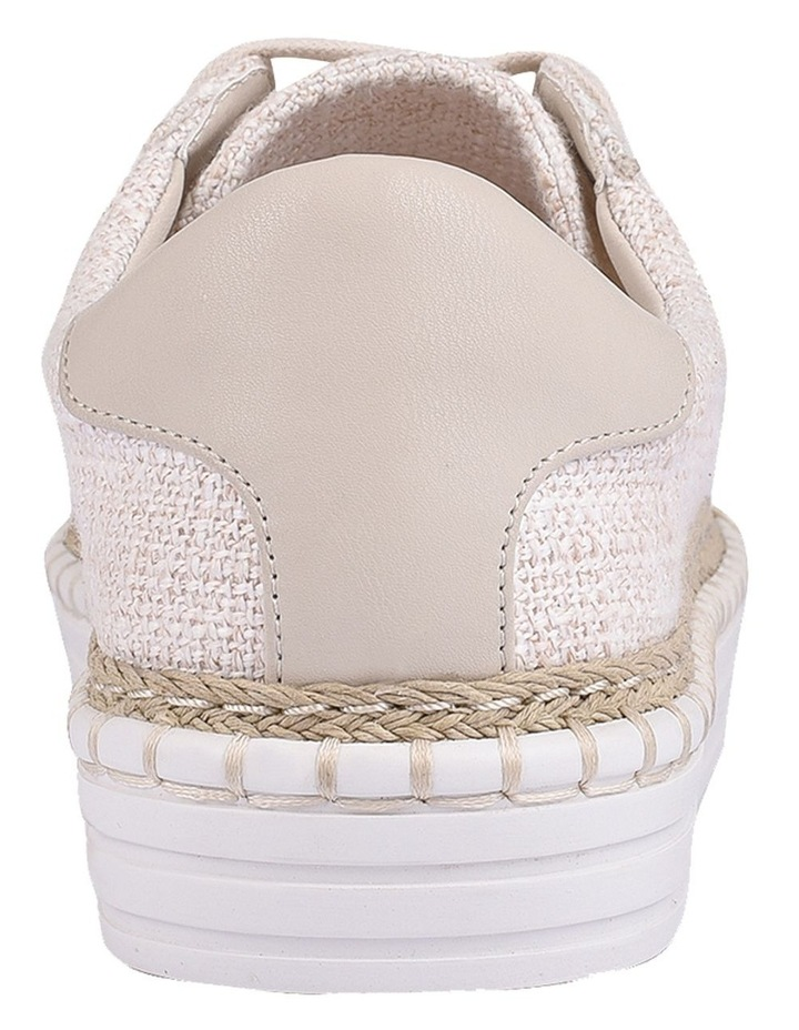 Quinette Natural Sneaker image 3