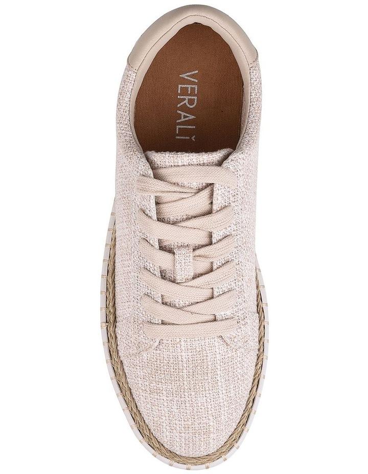 Quinette Natural Sneaker image 5