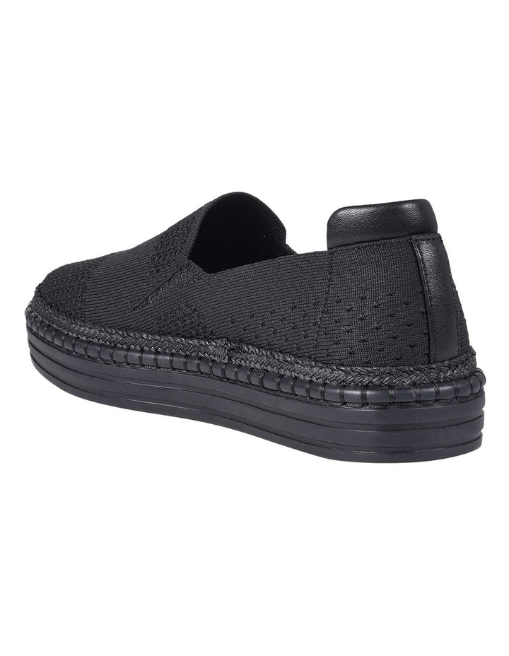 Queen Black/Black Sneaker image 2