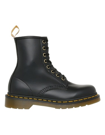 20e3607737c Limited stock. Dr MartensVegan 1460 Black Boot