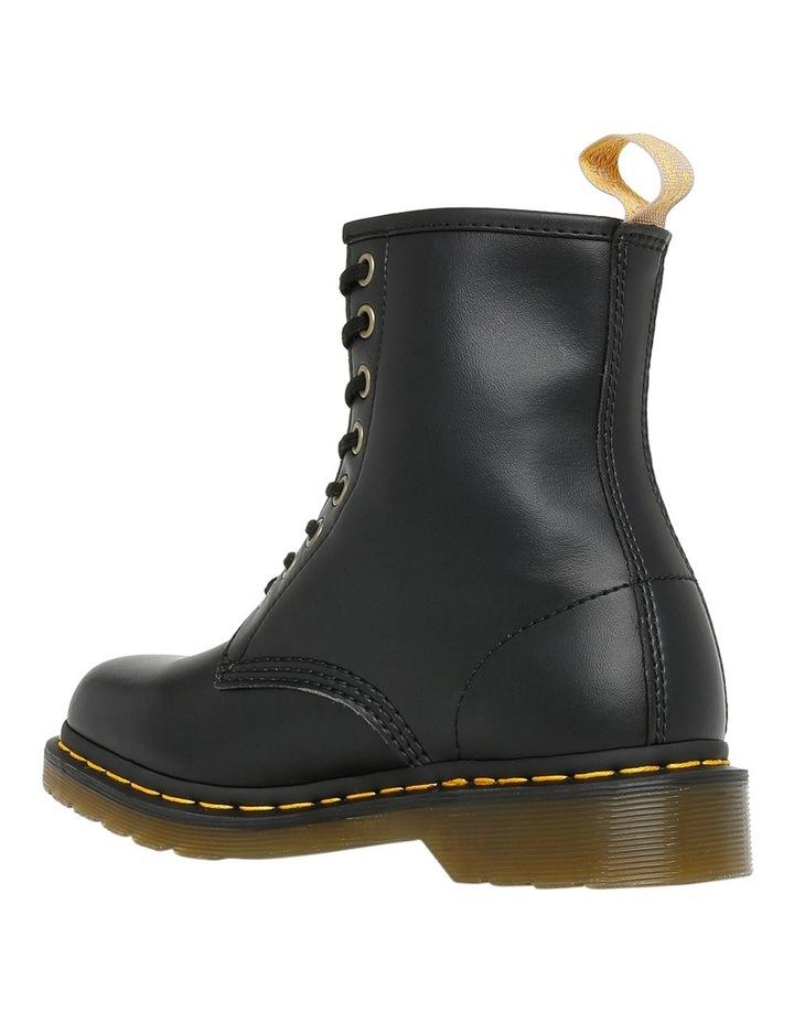 Vegan 1460 Black Boot image 2