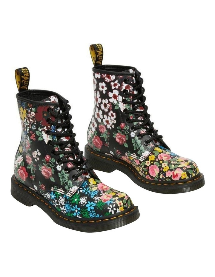 1460 Floral Mash Up Boot image 3