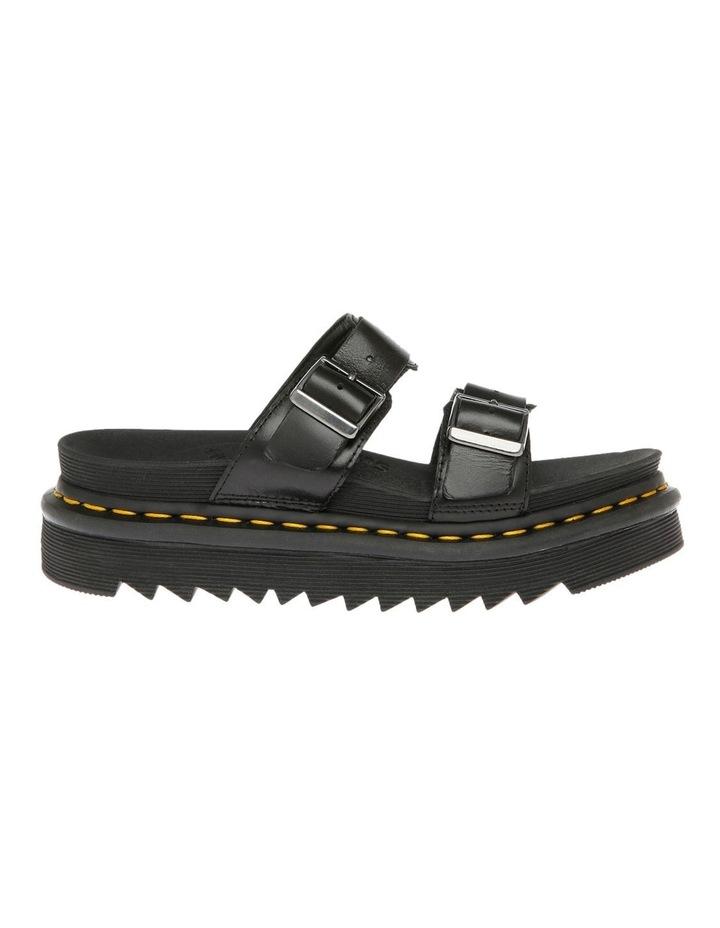 Myles Black Sandal image 1
