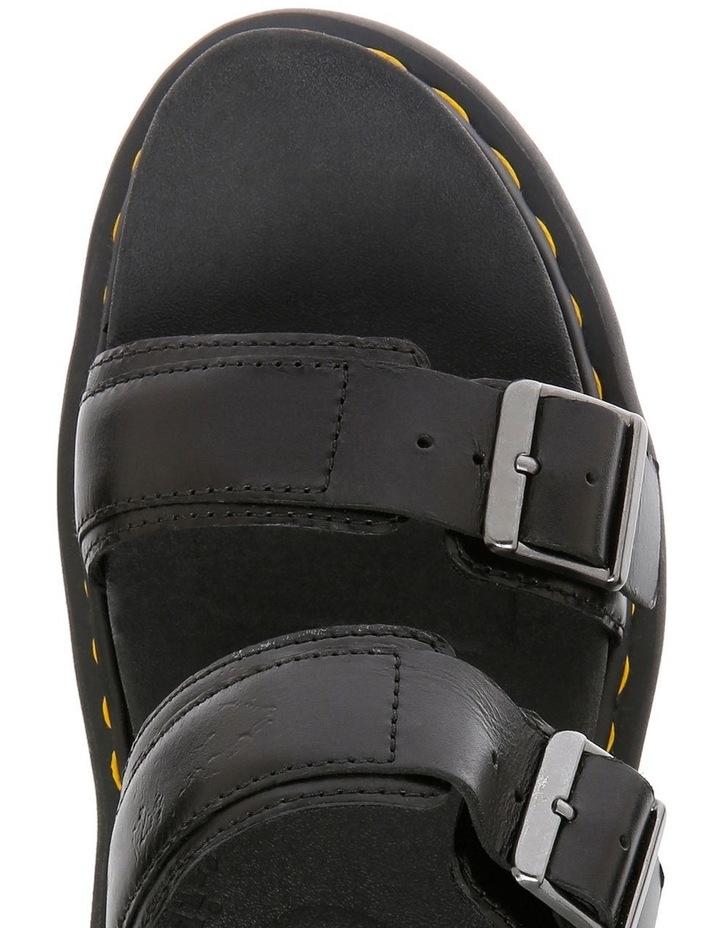 Myles Black Sandal image 3
