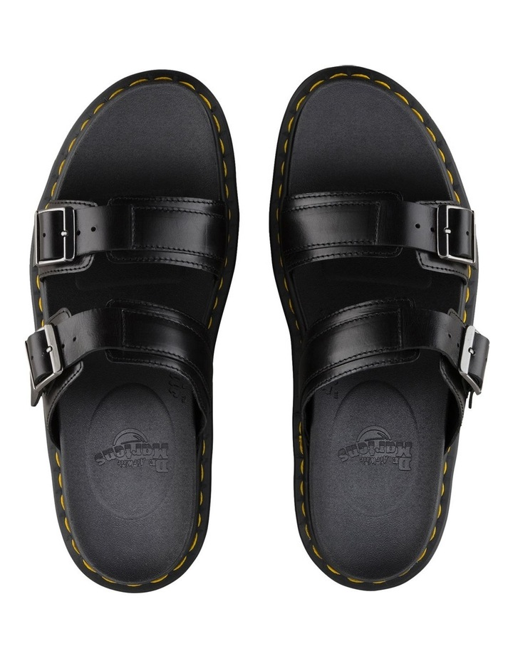 Myles Black Sandal image 4