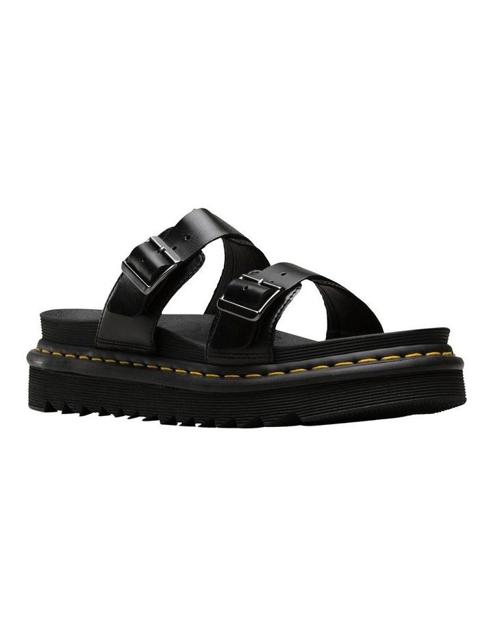 Myles Black Sandal image 6