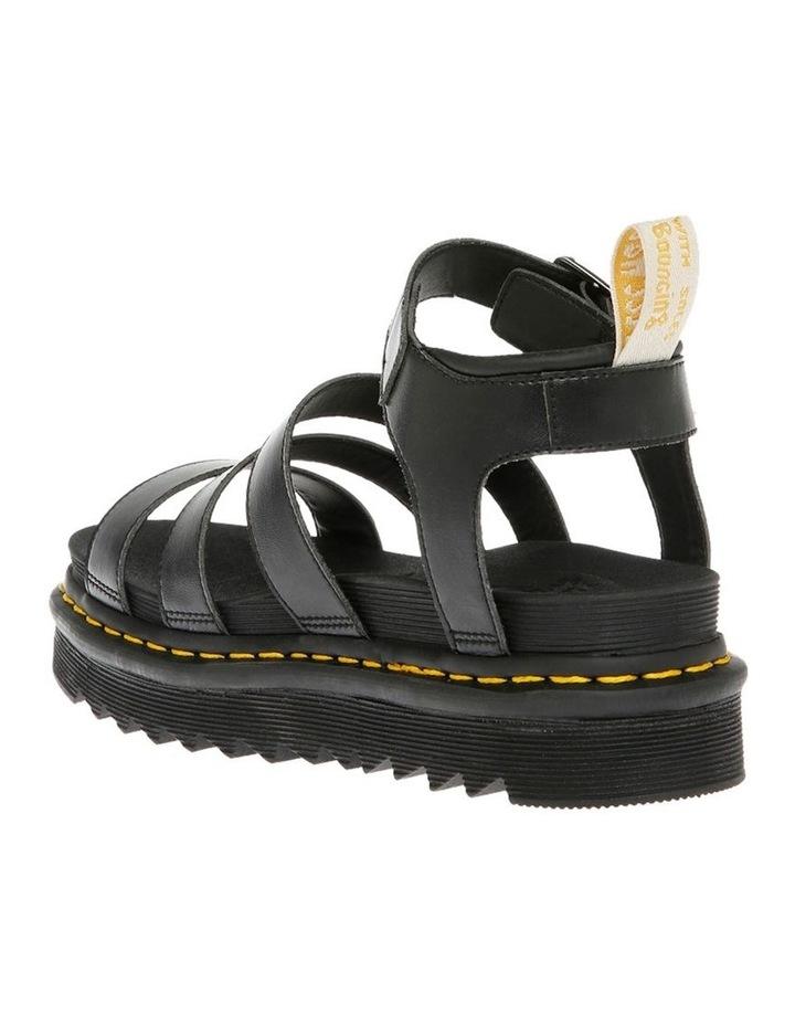 Vegan Blaire Black Sandal image 2