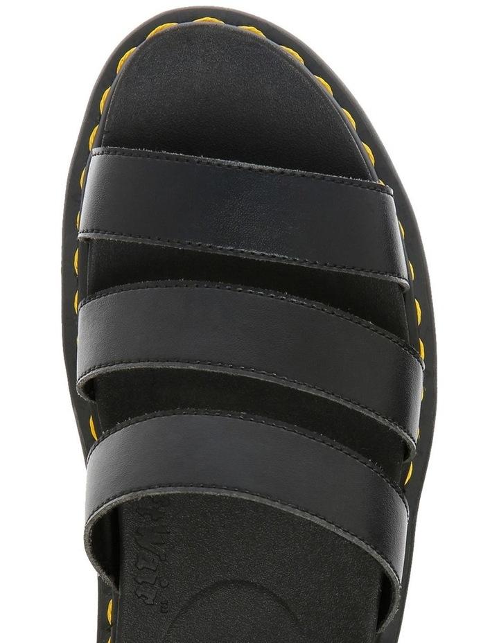 Vegan Blaire Black Sandal image 3