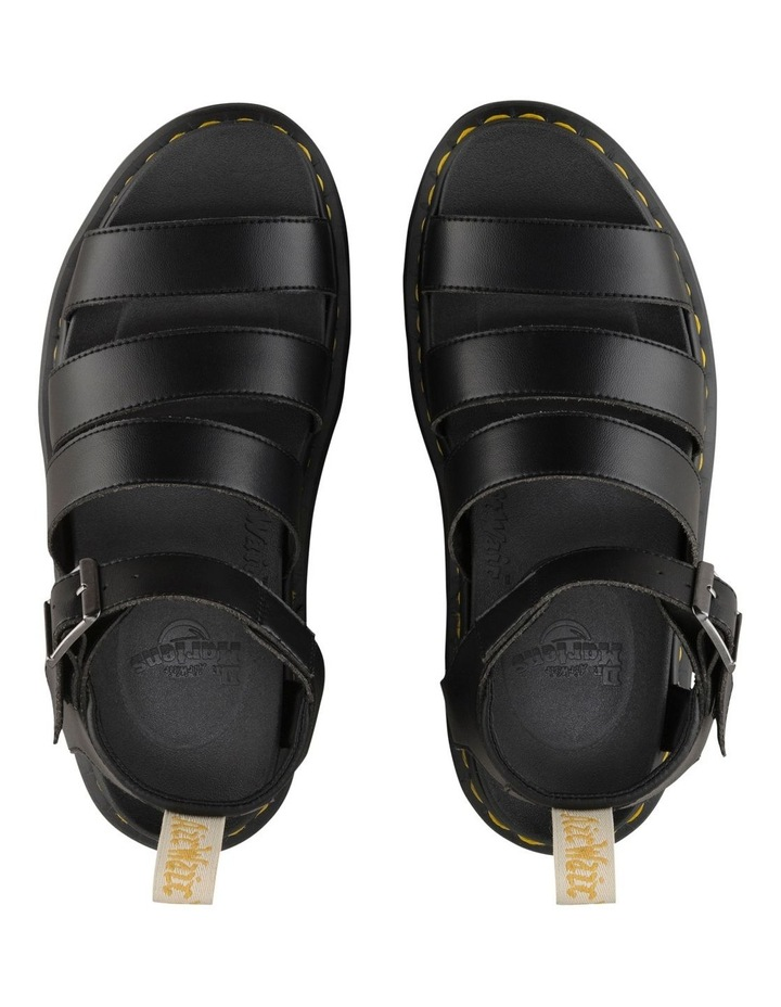 Vegan Blaire Black Sandal image 4