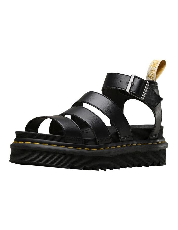 Vegan Blaire Black Sandal image 5