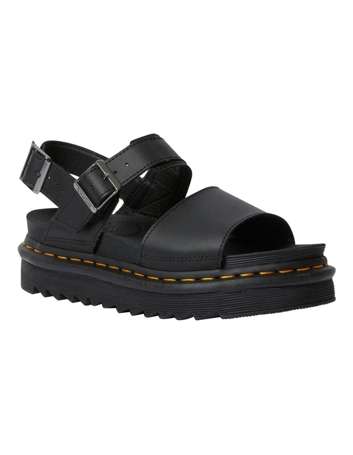 Voss Hydro Black Sandal image 1