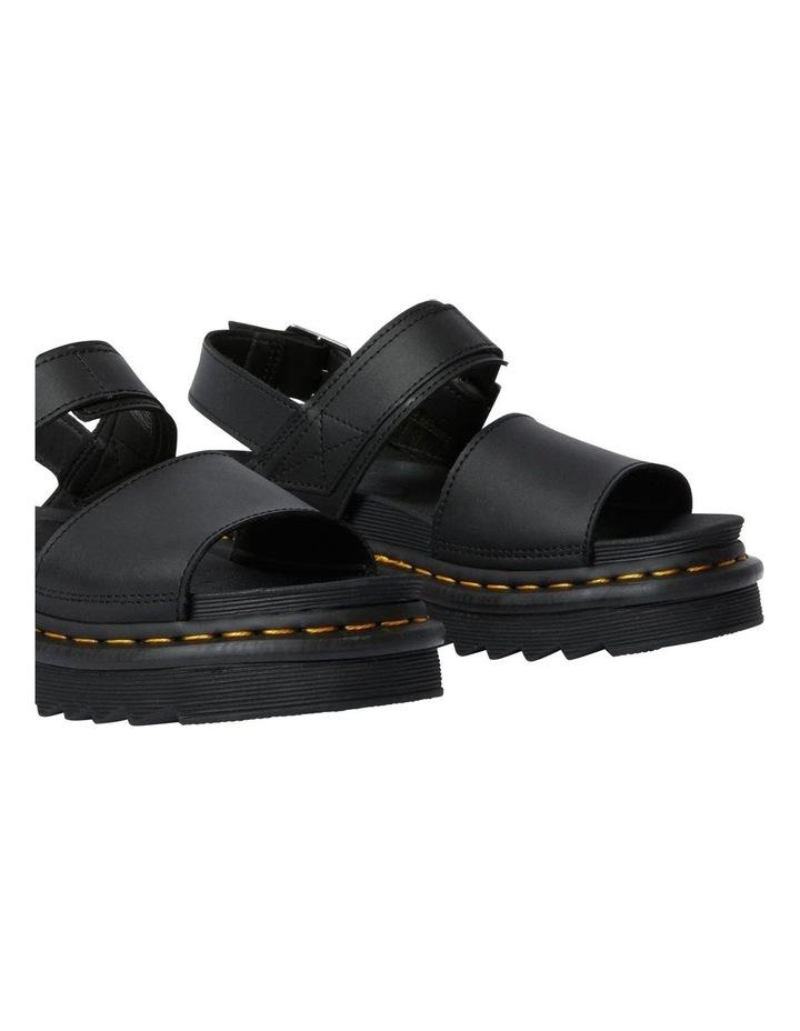 Voss Hydro Black Sandal image 2