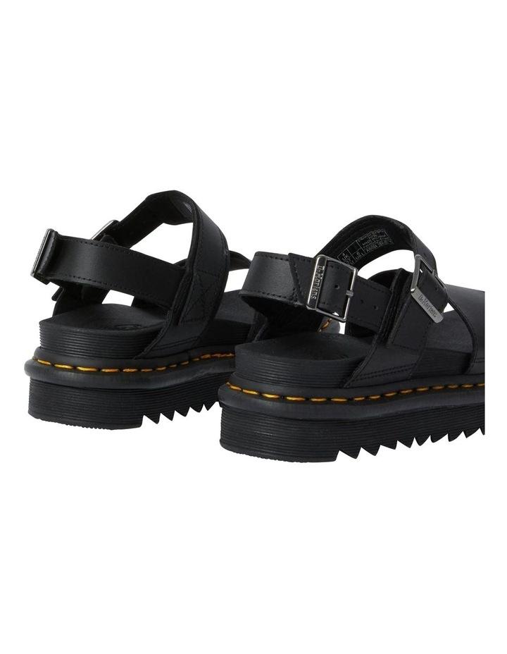 Voss Hydro Black Sandal image 3