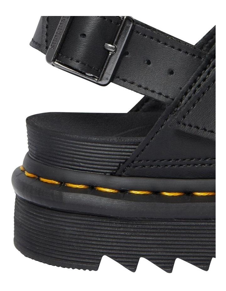 Voss Hydro Black Sandal image 4