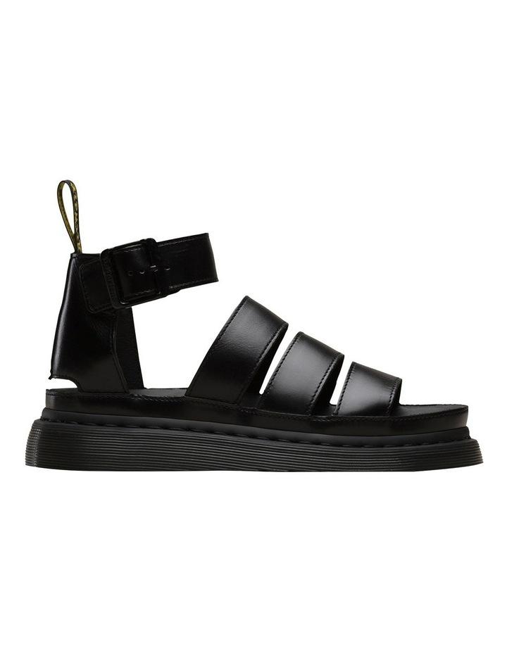Clarissa II Black Brando Sandal image 1