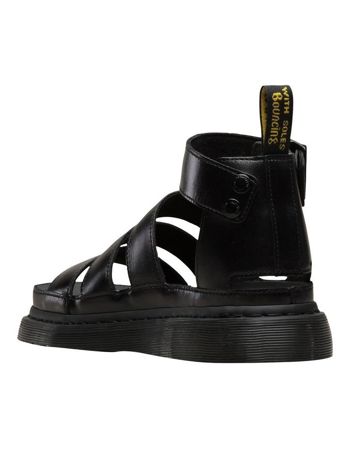 Clarissa II Black Brando Sandal image 3