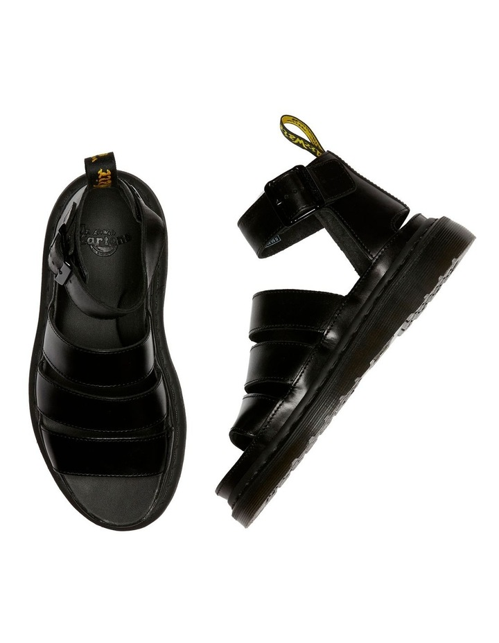 Clarissa II Black Brando Sandal image 5