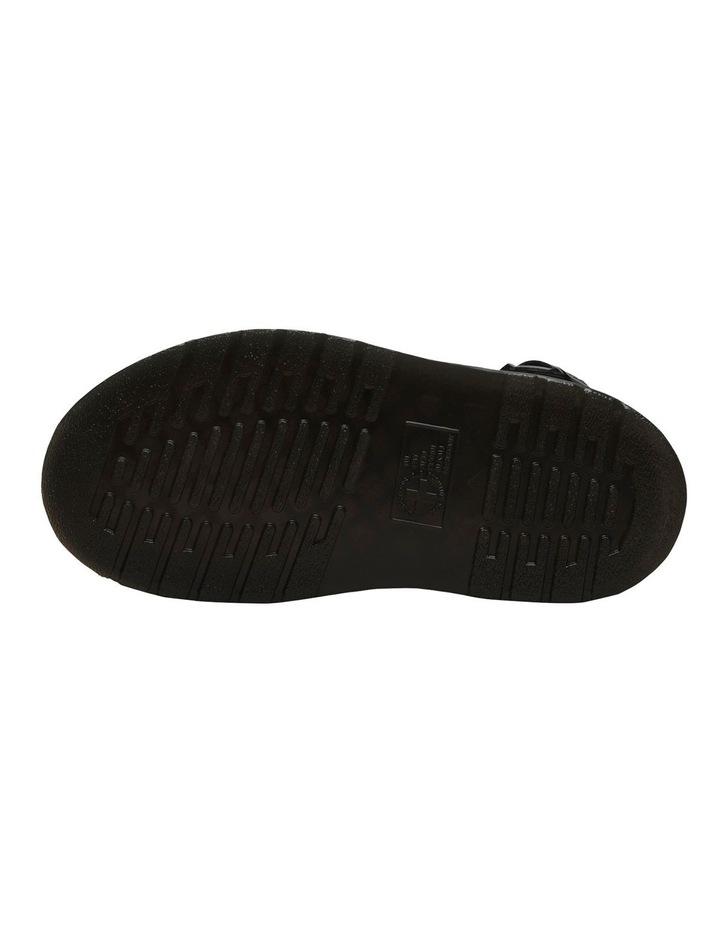 Clarissa II Black Brando Sandal image 6