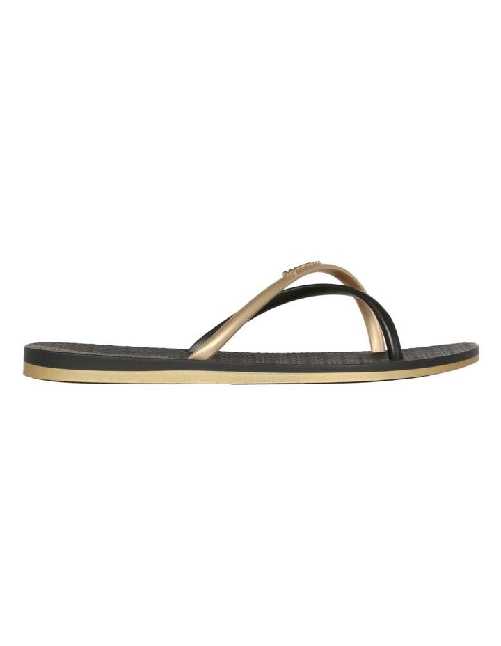 6a19dba1d Fit Summer Black Gold 24006 Sandal image 1