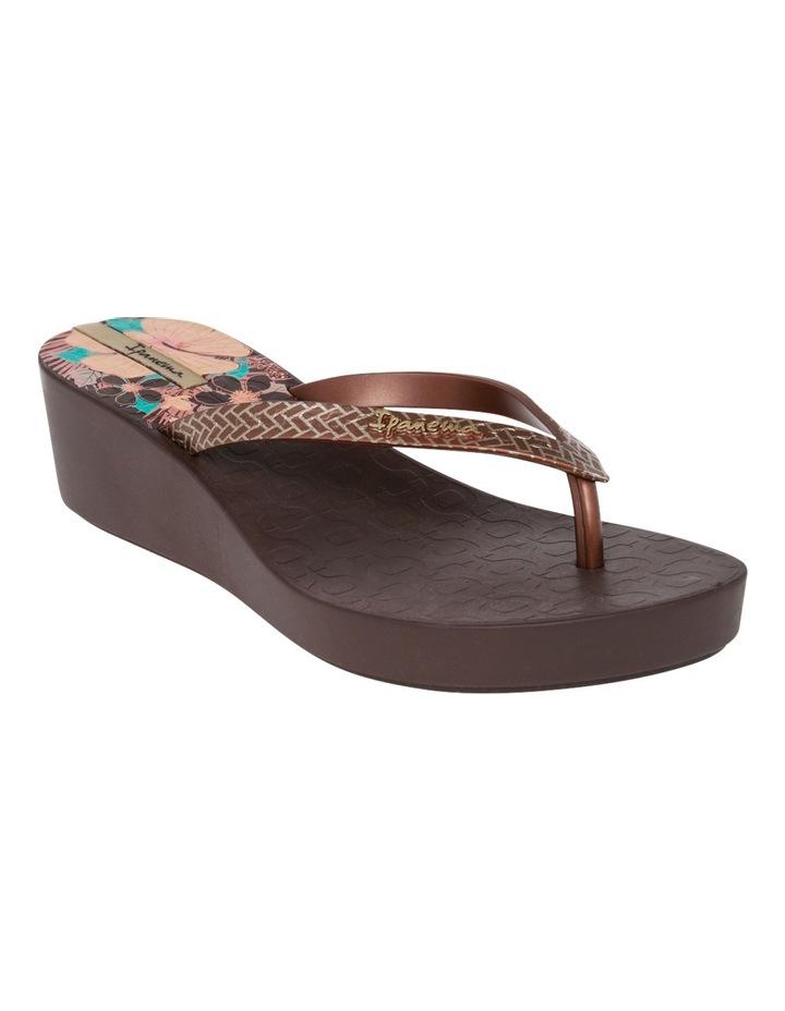 Art Deco 11 Bronze Sandal image 3