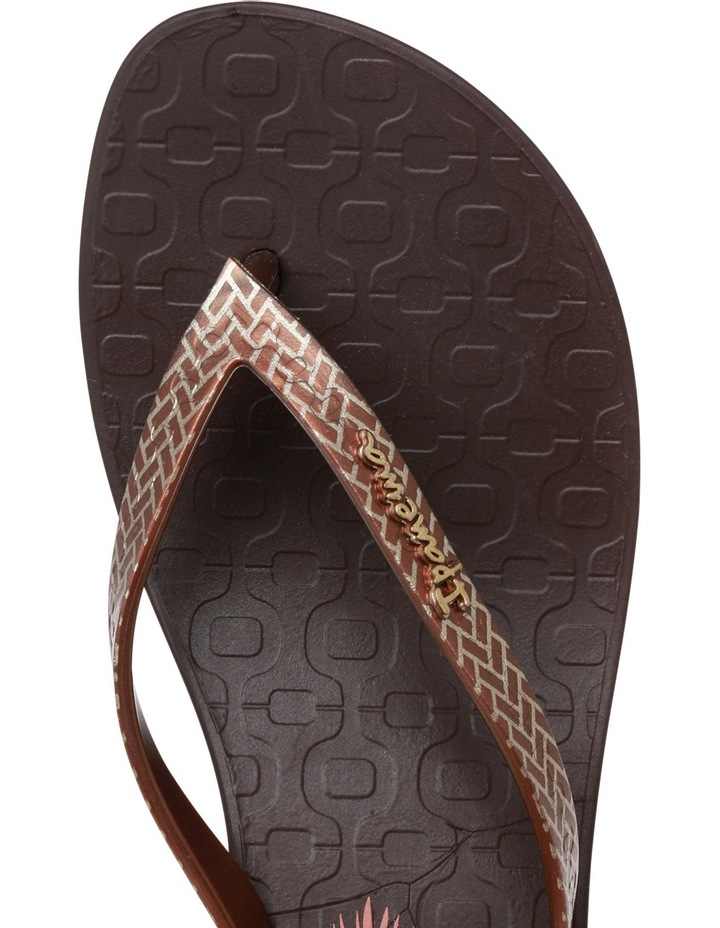 Art Deco 11 Bronze Sandal image 4