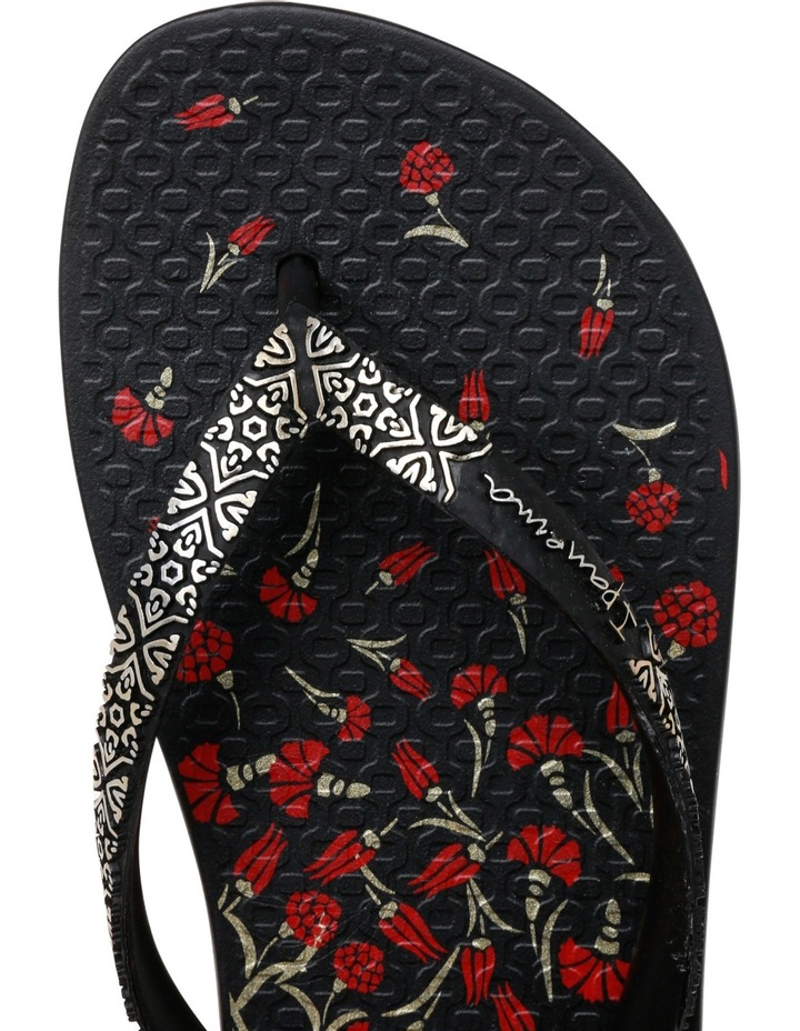 Aloe Flower Black 23480 Sandal image 4