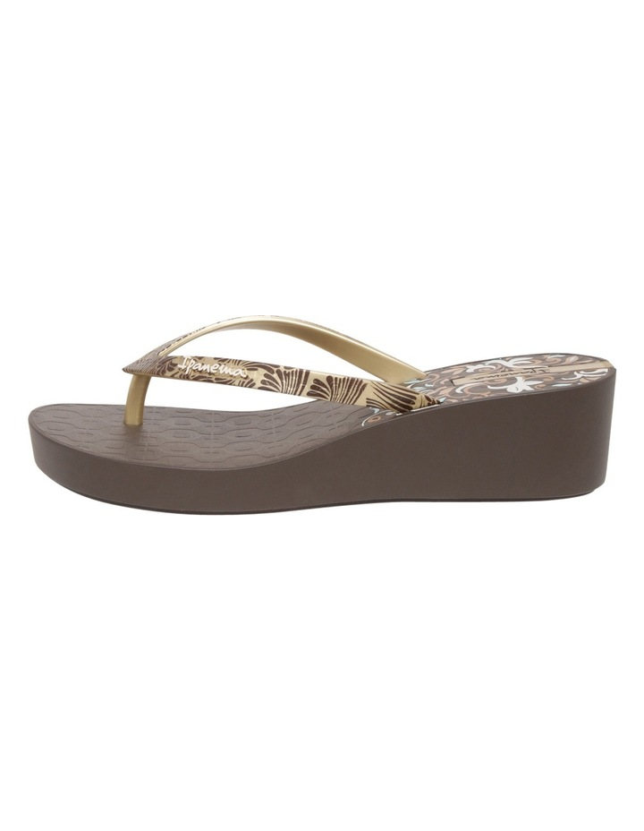 Art Deco 111 Brown Sandal image 1