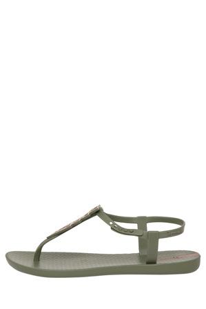 Ipanema - Charm Triangle Khaki Sandal