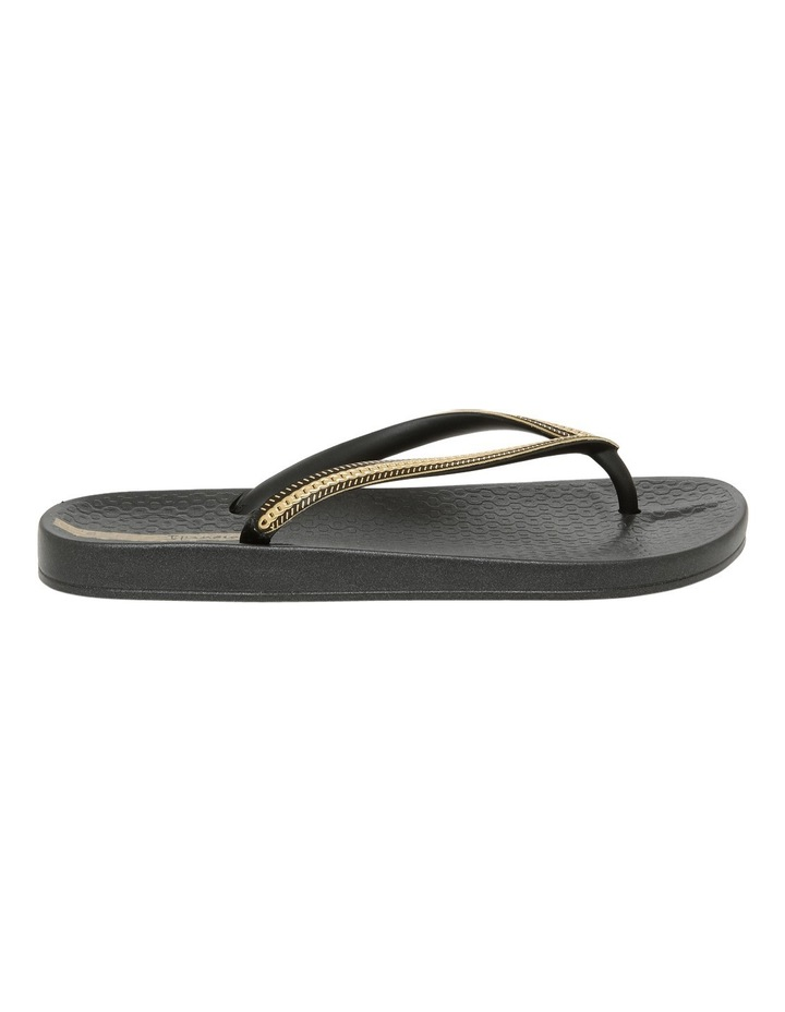 Metallic Black Sandal image 1