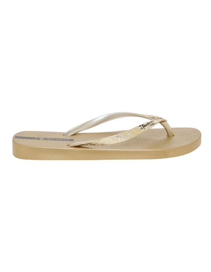 Glaam Gold Sandal image 1