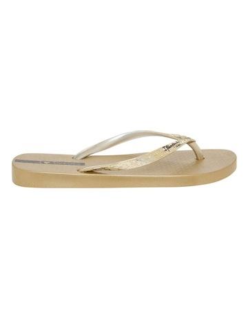 51ac0525f808 Ipanema Glaam Gold Sandal